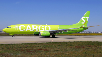 VP-BEM - Boeing 737-8AS(BCF) - S7 Airlines Cargo
