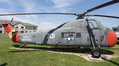 145694 - Sikorsky UH-34D Seahorse - United States - US Navy (USN)