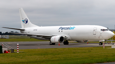 ZK-PAQ - Boeing 737-476(SF) - Parcelair