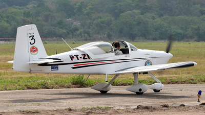 PT-ZIF - Vans RV-7A - Private