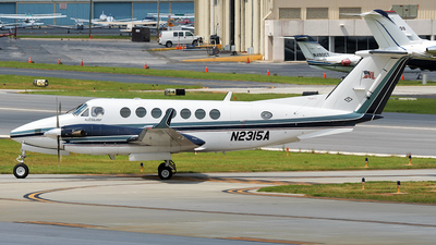 N2351A - Beechcraft B300 King Air 350 - Private