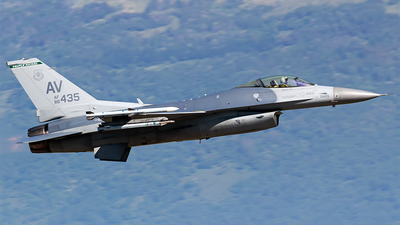 88-0435 - Lockheed Martin F-16C Fighting Falcon - United States - US Air Force (USAF)