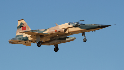 91924 - Northrop F-5E Tiger II - Morocco - Air Force