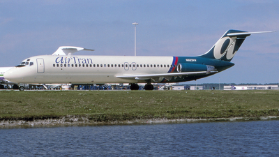 N922VV - McDonnell Douglas DC-9-32 - airTran Airways