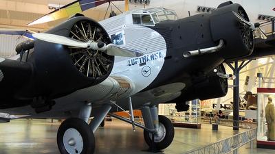 D-ADLH - Junkers Ju-52 - Lufthansa