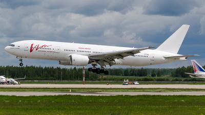 VP-BIC - Boeing 777-21H(ER) - Vim Airlines