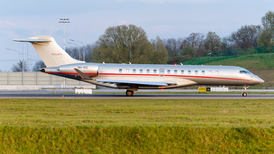 9H-VIC - Bombardier BD-700-2A12 Global 7500  - VistaJet
