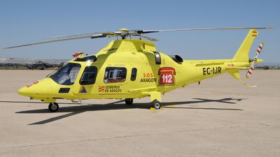 A picture of ECIJR - AgustaWestland A109E Power - Babcock MCS Espana - © Romain Salerno / Aeronantes Spotters