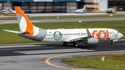 PR-GGY - Boeing 737-8EH - GOL Linhas Aéreas