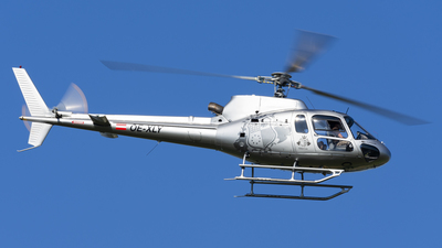 OE-XLY - Eurocopter AS 350B2 Ecureuil - LycoAir