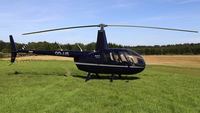 OO-JJS - Robinson R44 Raven - Private