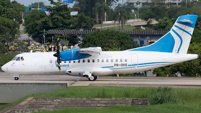 PR-OHS - ATR 42-500 - Omni Táxi Aéreo