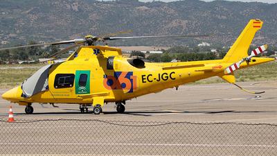 EC-JGC - Agusta A109E Power - Babcock MCS Spain