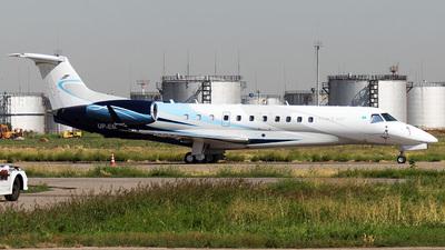 UP-EM017 - Embraer ERJ-135BJ Legacy - Private
