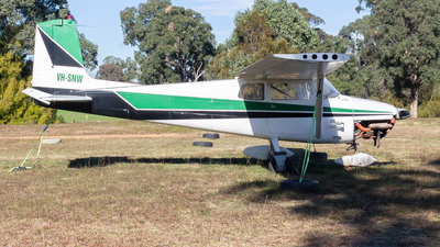 VH-SNW - Cessna 172 Skyhawk - Private