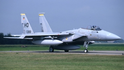 77-0088 - McDonnell Douglas F-15A Eagle - United States - US Air Force (USAF)