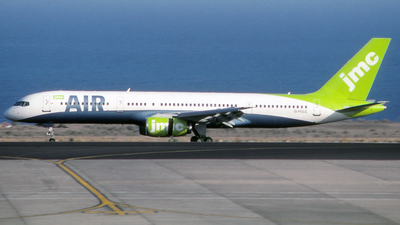 G-FCLC - Boeing 757-28A - JMC Airlines