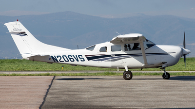 N206VS - Cessna T206H Turbo Stationair - Private