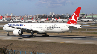 TC-LKC - Boeing 777-3U8ER - Turkish Airlines