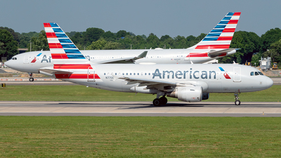 A picture of N770UW - Airbus A319112 - American Airlines - © Yan777