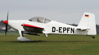 D-EPFN - Vans RV-7 - Private