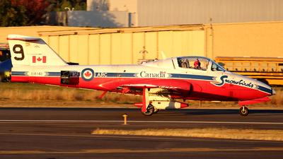 114141 - Canadair CT-114 Tutor - Canada - Royal Canadian Air Force (RCAF)