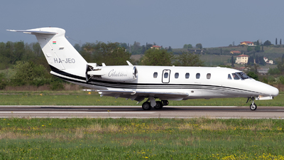 HA-JEO - Cessna 650 Citation III - Private