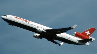 HB-IWA - McDonnell Douglas MD-11 - Swissair