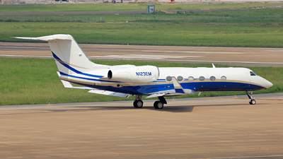 N123EM - Gulfstream G450 - Private