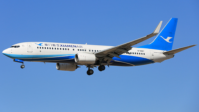 B-6887 - Boeing 737-8MC - Xiamen Airlines