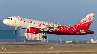 VQ-BAT - Airbus A319-111 - Rossiya Airlines