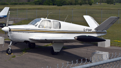 C-FQHP - Beechcraft C35 Bonanza - Private