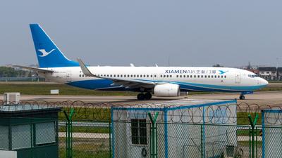 B-1302 - Boeing 737-85C - Xiamen Airlines