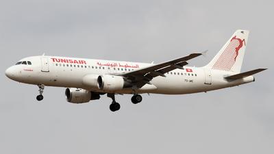 TS-IME - Airbus A320-211 - Tunisair