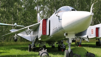 54 - Sukhoi Su-24M Fencer - Russia - Air Force