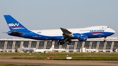VQ-BBH - Boeing 747-83QF - Silk Way West Airlines
