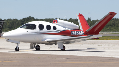 A picture of N218FG -  - [] - © Levi Johnson