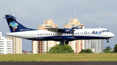 PR-ATR - ATR 72-212A(600) - Azul Linhas Aéreas Brasileiras