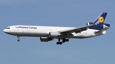 D-ALCI - McDonnell Douglas MD-11(F) - Lufthansa Cargo