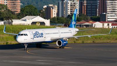 N966JT - Airbus A321-231 - jetBlue Airways