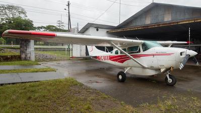HC-BXB - Cessna TU206G Stationair - Alas de Socorro