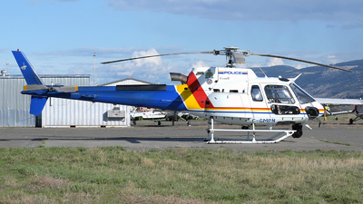 C-GMPN - Eurocopter AS 350B3 Ecureuil - Canada - Royal Canadian Mounted Police