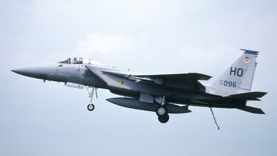 77-0096 - McDonnell Douglas F-15A Eagle - United States - US Air Force (USAF)
