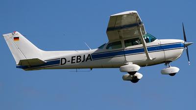 D-EBJA - Cessna 172N Skyhawk II - Private