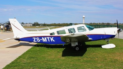 ZS-MTK - Piper PA-32-301 Saratoga - Private