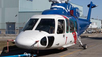 PR-LDN - Sikorsky S-76C - Líder Táxi Aéreo