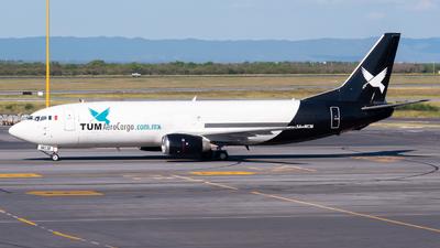 XA-MCM - Boeing 737-4Q8(SF) - TUM AeroCarga