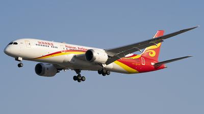 B-1133 - Boeing 787-9 Dreamliner - Hainan Airlines
