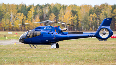 A picture of OKTAS - Airbus Helicopters H130 - [8235] - © Stefan Mieszkowski