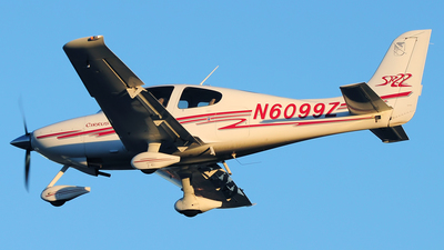 N6099Z - Cirrus SR22 - Private